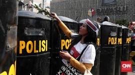 Polisi Pastikan Situasi Jakarta Terpantau Kondusif Malam Ini