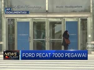 Ford Pecat 7.000 Pegawai