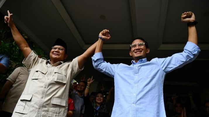 Maju ke MK, Sandiaga: Sulit Katakan Pemilu 2019 Jujur & Adil