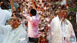 Putusan Final KPU: Jokowi-Ma'ruf Menang!