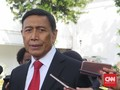 Wiranto soal Jadi Wantimpres Jokowi: Belum Tahu