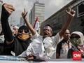 Aksi di Bawaslu Berlanjut, Polisi Harap Selesai Sesuai Aturan