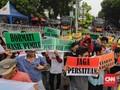 Pabrikan Otomotif Anggap Angin Lalu Aksi 'People Power'