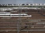 Proyek Fantastis Kereta Cepat Kuala Lumpur-Singapura Lanjut?