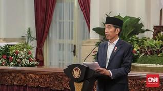 Jokowi dan JK Peringati Nuzulul Quran di Istana Negara