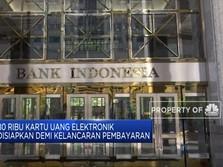 Bank Sediakan 100 Titik Top Up Uang Elektronik