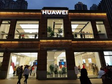 Huawei Di-blacklist AS, Kebijakan Blunder Trump?