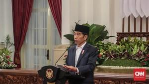 Jokowi: Tak Ada Toleransi untuk Perusuh Negara