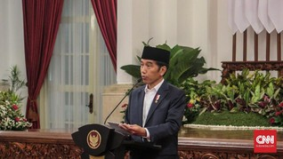 Jokowi Minta Lapak di Dubai Expo 2020 Tak Dekat Toilet