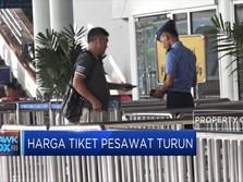 Kemenhub: Tiket Pesawat Mulai Turun
