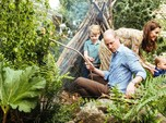 Wajah Berseri-seri Kate Middleton di Festival Bunga Chelsea