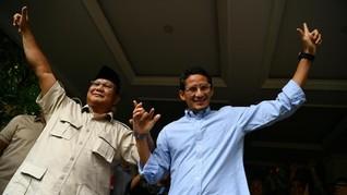 BPN Sebut Prabowo-Sandi Akan Terima Apapun Keputusan MK