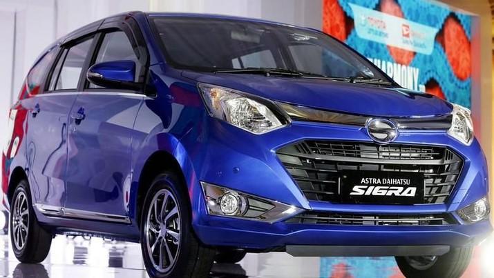 Toyota Masih Raja Pasar, Daihatsu Kembali Salip Mitsubishi