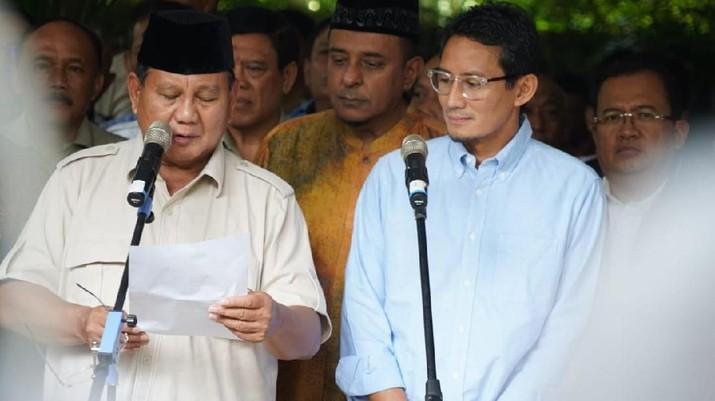 Calon presiden nomor urut 02 Prabowo Subianto meyakini ada kecurangan dalam penyelenggaraan Pemilihan Umum Presiden 2019 lalu.
