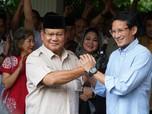 Prabowo Daftarkan Gugatan Pilpres 2019 ke MK Hari Ini