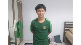 Dicoret Timnas U-16, Tristan Alif Berlatih ke Eropa