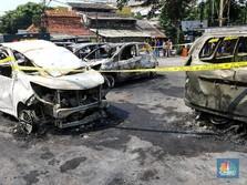 Jakarta Siaga Satu, Hindari Area Sudirman