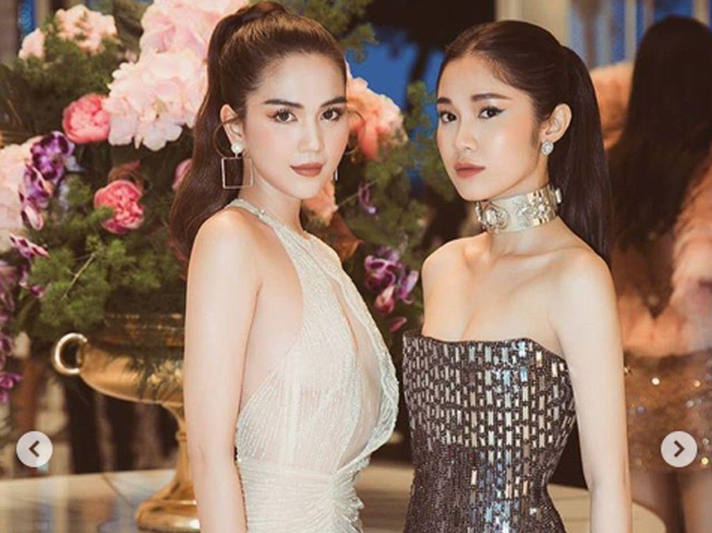 Di hari pertamanya di Cannes, Ngoc Trinh juga tampil dengan dress menerawang.Dok. Instagram/ngoctrinh89