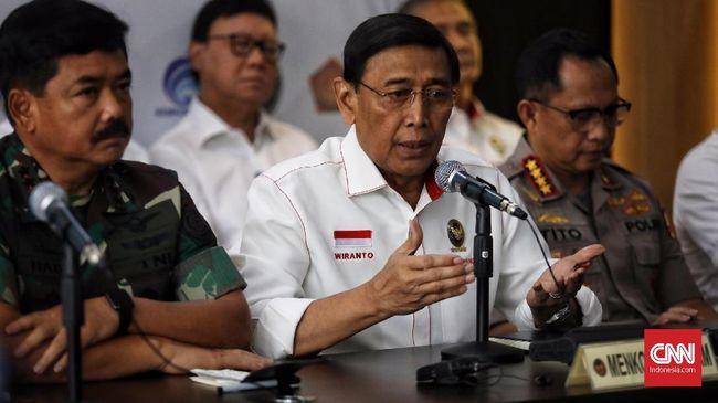 Wiranto Mengaku Belum Terima Permohonan Jadi Penjamin Kivlan