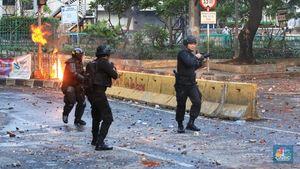 6 Orang Tewas di Demo 22 Mei, Ini Respons Istana