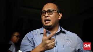 Petinggi Gerindra Klaim Diminta Rizieq Ungkap Kasus Jiwasraya