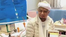 Arifin Ilham Berwasiat Minta Disalatkan Dua Kali