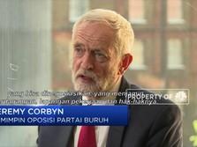 Jika Ditolak Parlemen, Corbyn Tidak Akan Dukung Referendum