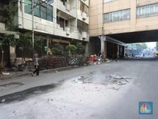 Lumpuh Akibat Demo 22 Mei, Kapan Tanah Abang Buka Lagi?