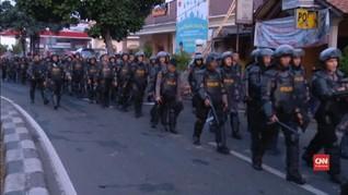VIDEO: Kondisi di Petamburan Pascapembakaran di Asrama Brimob