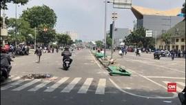 VIDEO: TNI Turun Tangan, Aksi di Jatibaru Tanah Abang Melunak