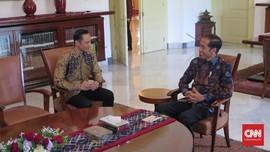AHY: Ucapan Selamat SBY untuk Jokowi Langsung via Telepon