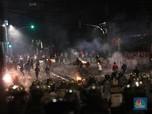 Demo 22 Mei, Situasi Terkini Bentrokan di Slipi