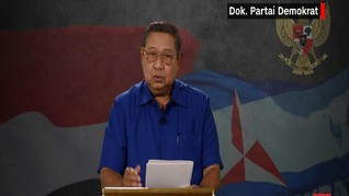 VIDEO: SBY Beri Selamat Kepada Jokowi-Ma'ruf