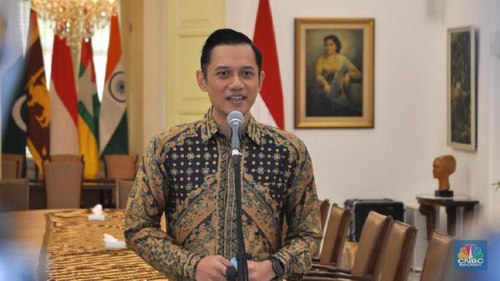 Tak Jadi Menteri & Bertemu Jokowi, Ini Pesan AHY