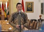 Popularitas AHY Kalahkan Putra & Putri Megawati