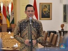 Survei detik.com: AHY Cocok Jadi Menpora di Kabinet Jokowi