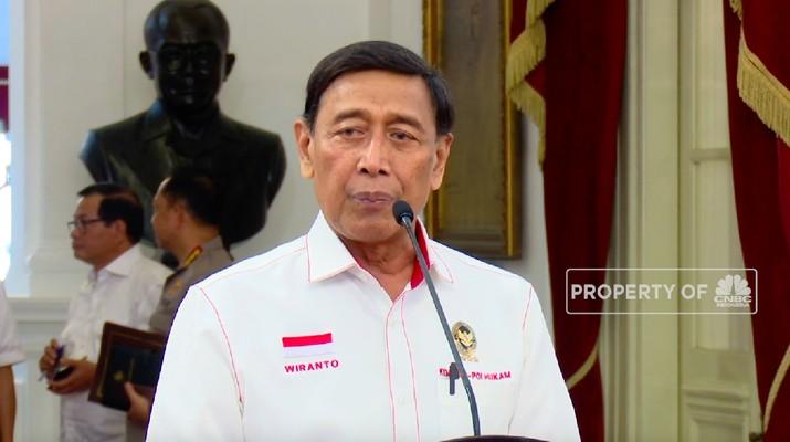 Menkopolhukam Wiranto Diserang di Banten, Dikabarkan Ditusuk