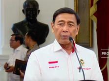 Wiranto: Demo Rusuh Ingin Gagalkan Pelantikan Presiden
