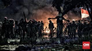 Terlibat Kerusuhan 22 Mei, 52 Anak Berpotensi Jadi Tersangka