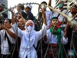 Demo 22 Mei, Ribuan Demonstran Geruduk Bawaslu