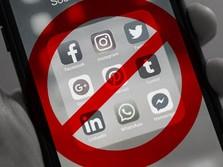 Demo 22 Mei, Kominfo: Jangan Sebar Hoax dan Konten Negatif
