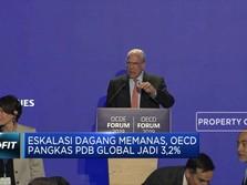 OECD Pangkas Proyeksi PDB Global