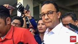Anies Sebut Rencana Formula E 2020 di Jakarta Masih Rahasia