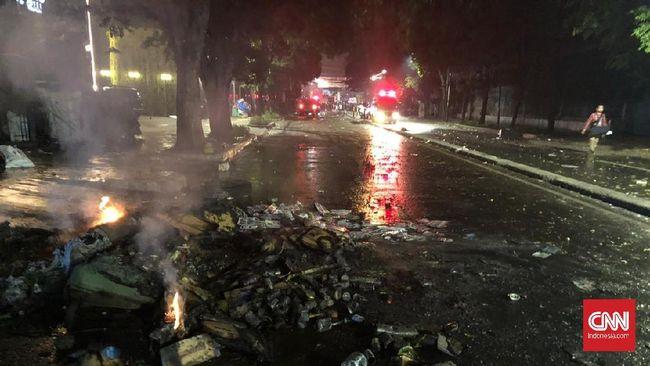 Tragedi 22 Mei Tanah Abang Berujung Peluru Tembus Dada Warga