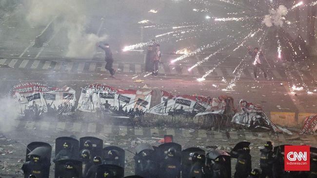 Polisi Dalami Keterlibatan Tim Mawar dalam Kerusuhan 22 Mei