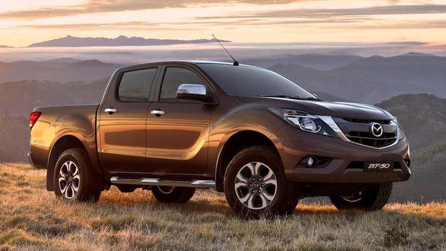 Mazda Indonesia Berhenti Jual Pikap BT-50
