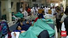 Korban Keracunan Makanan Acara Maulid di Sukabumi Bertambah