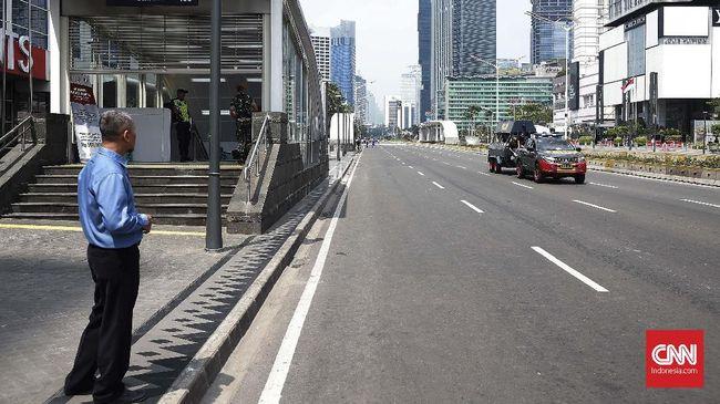 Netizen Ramai-ramai Pantau Kondisi Lalu Lintas di Aksi 22 Mei