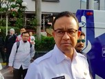 Anies Pamer Orang DKI yang Pakai Angkutan Umum Terus Tambah