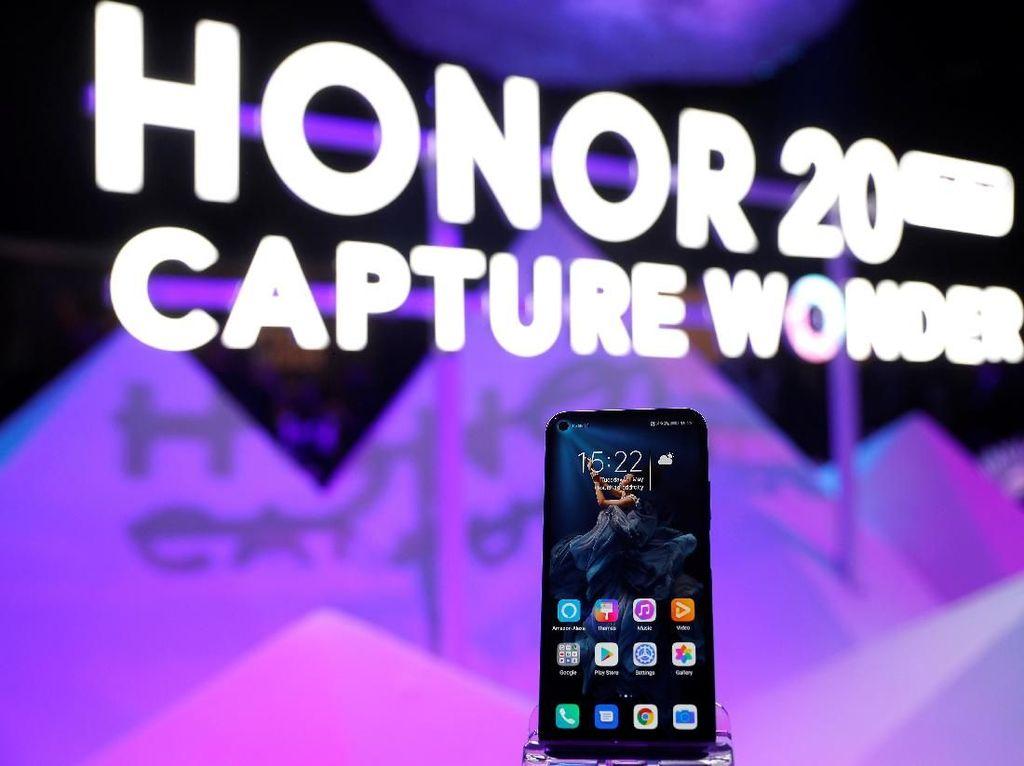 Peluncuran Honor 20, Flagship Murah yang Meriah